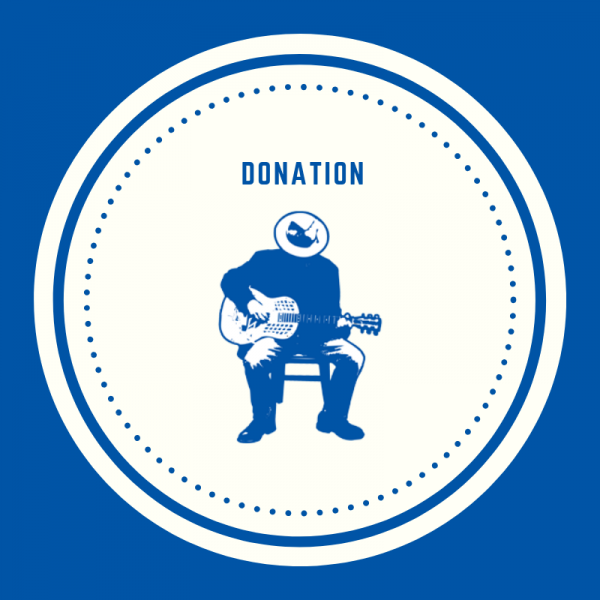 Perth Blues Club donation