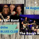 Cathy Earl Band+The Rough Housers